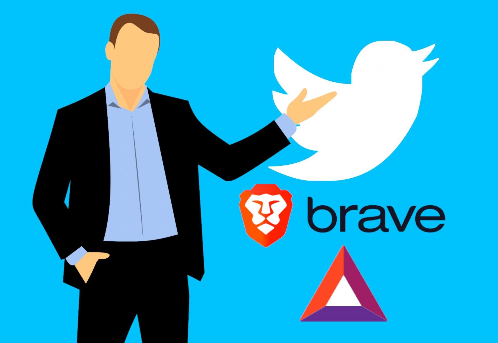 basic bat brave twitter