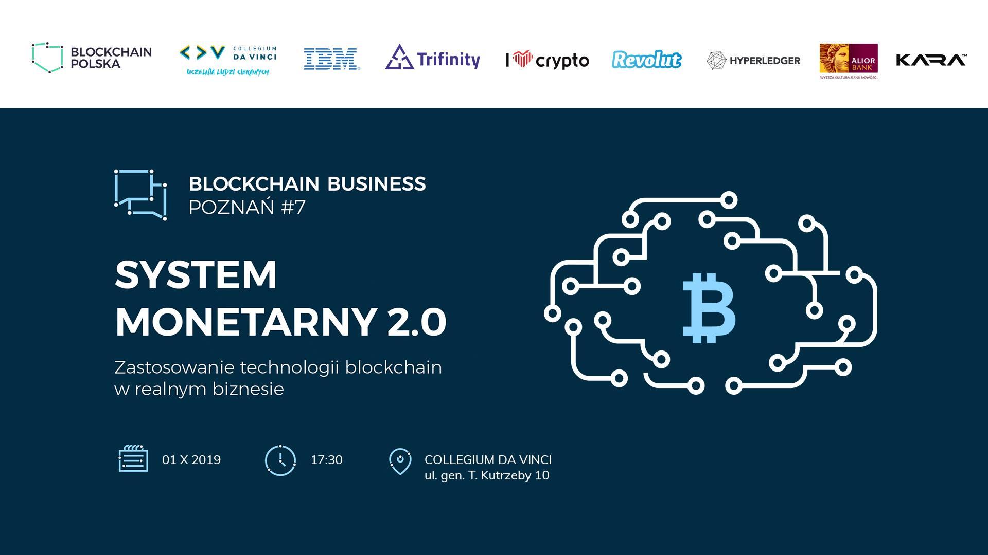 konferencja poznań blockchain w biznesie