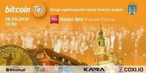 #14 Bitcoin Tej @ ibis Poznań Północ | Suchy Las | wielkopolskie | Polska