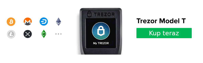 trezor t 1
