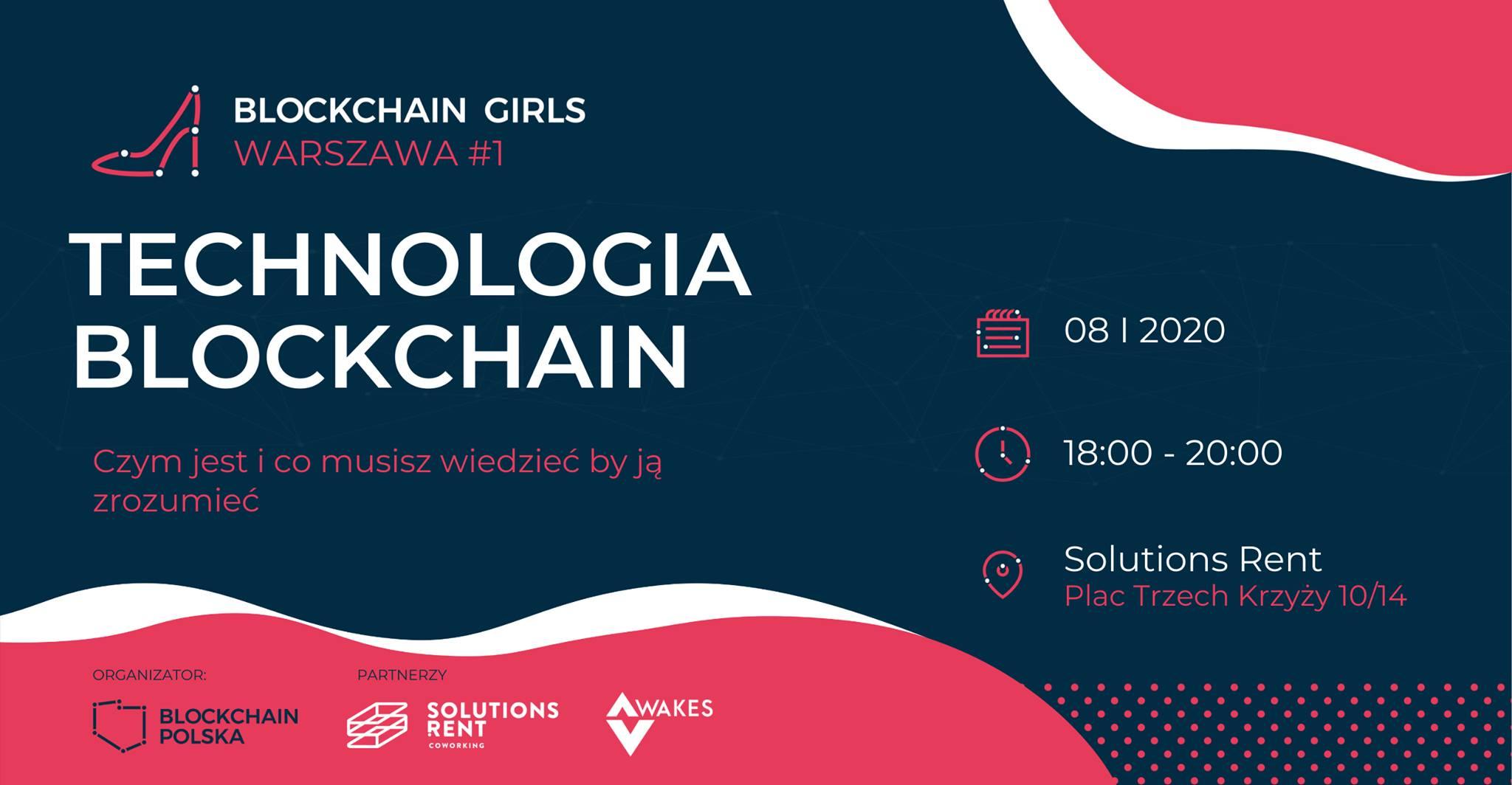 blockchain girls warszawa