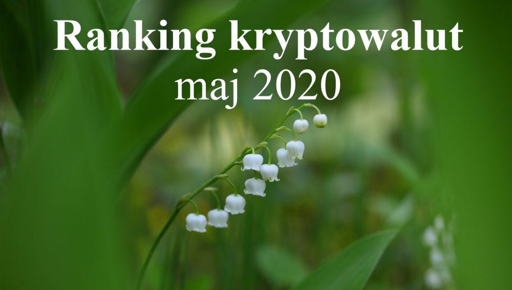 ranking krypto maj 2020