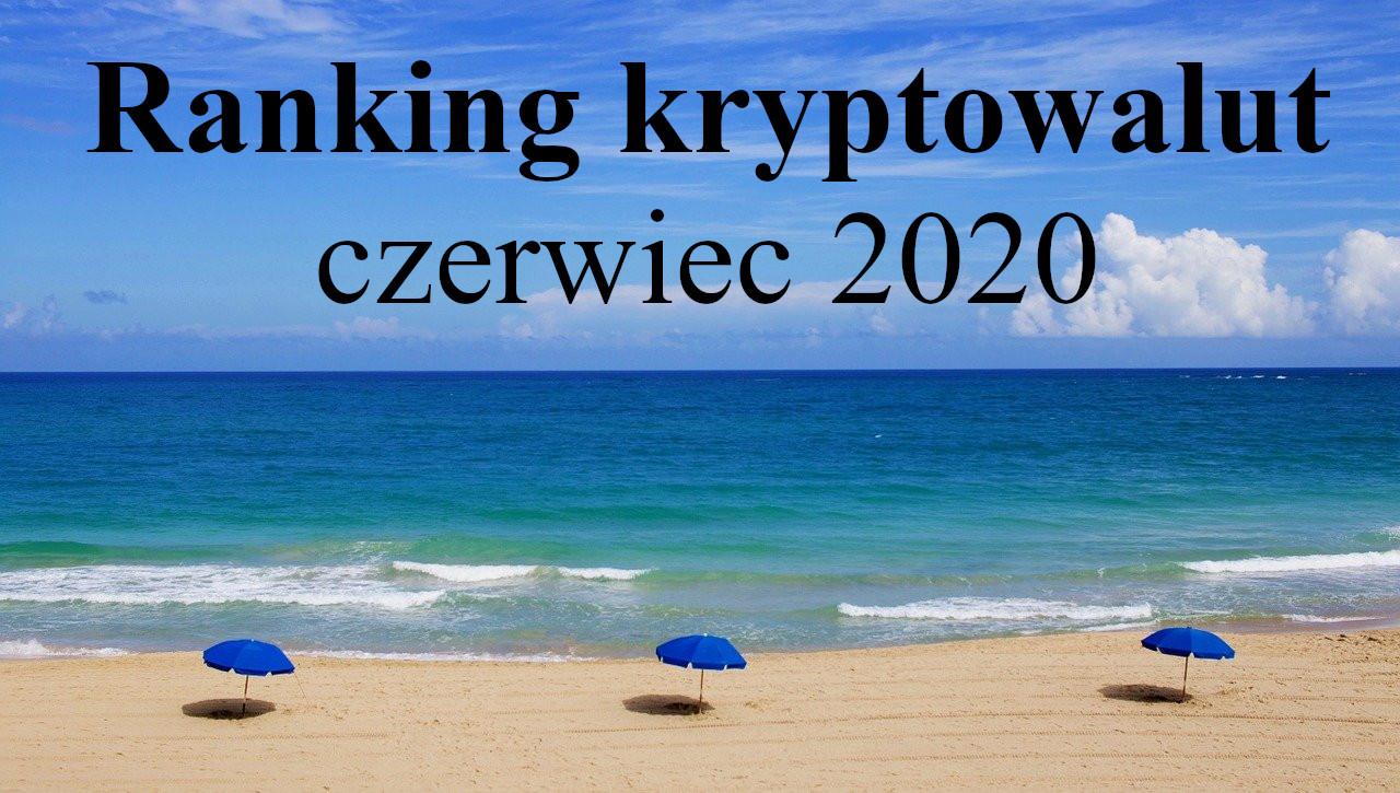 ranking krypto czerwiec 2020