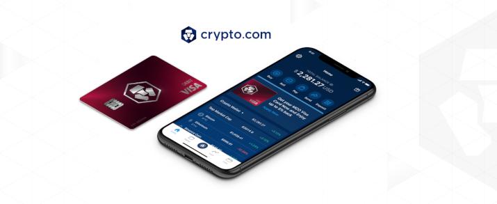 crypto.com portfel mobilny
