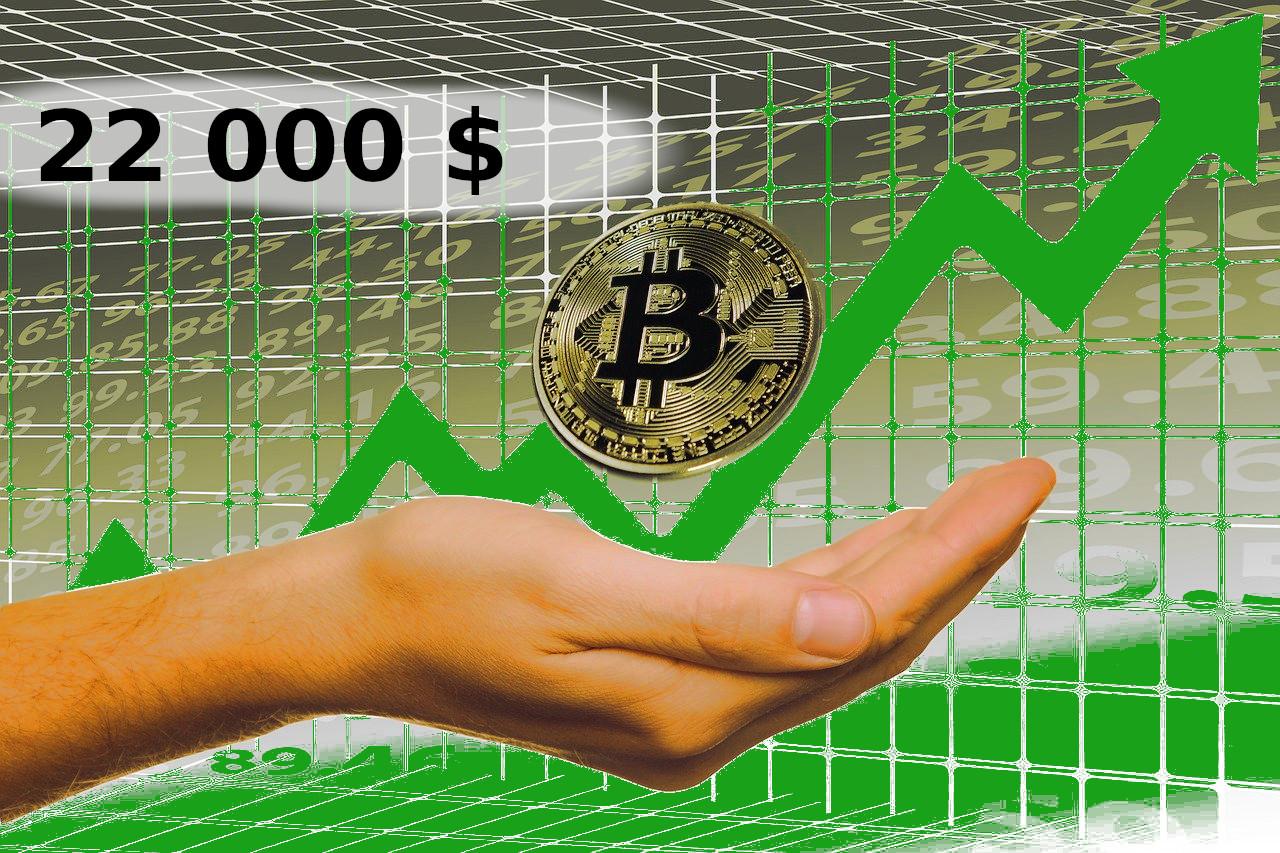 bitcoin 22 000