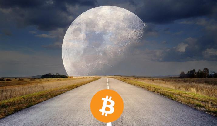 moon- bitcoin