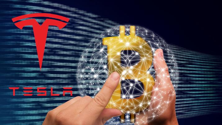 Bitcoin osiąga nowe ATH po tym jak Tesla informuje o zakupie BTC za 1,5 mld $