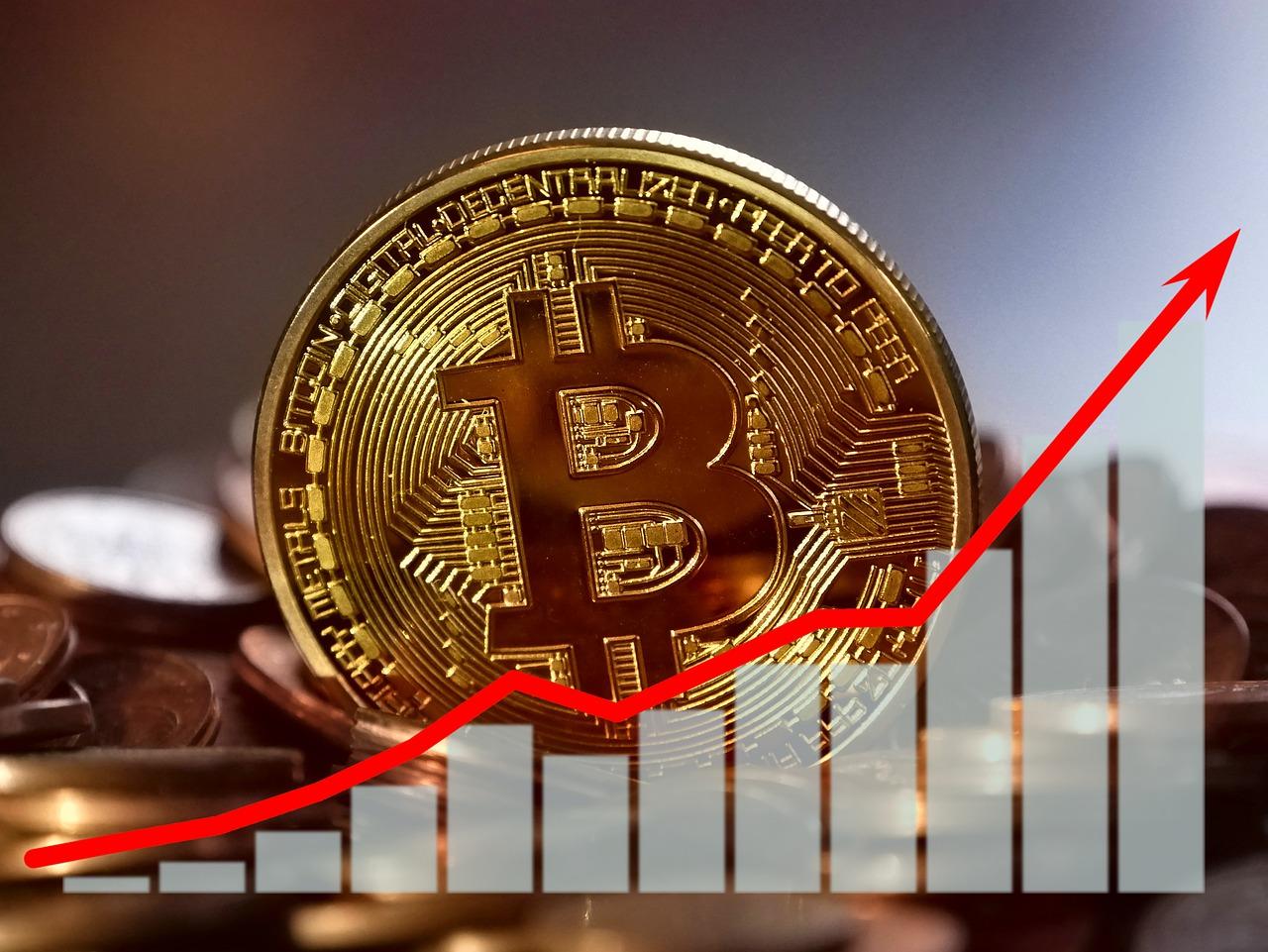 Bitcoin znów powyżej 40 000 dolarów