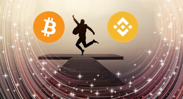 Bitcoin kosztuje prawie 50 000 dolarów! Binance Coin zbliża się do 100 $