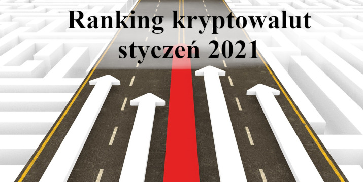 ranking krypto styczeń 2021