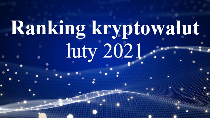 ranking kryptow luty 2021