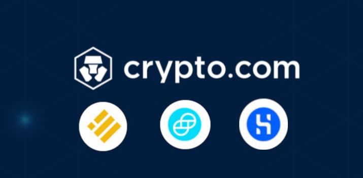 W aplikacji Crypto.com znajdziecie trzy nowe stablecoiny