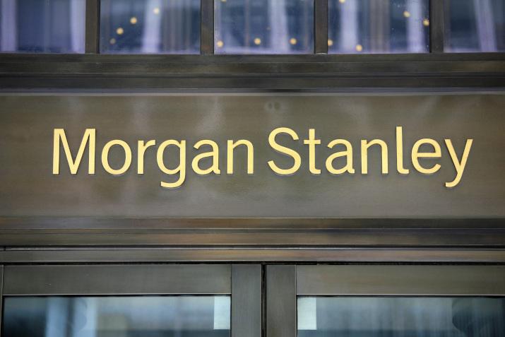 Morgan Stanley kupił udziały w funduszu bitcoinowym Grayscale