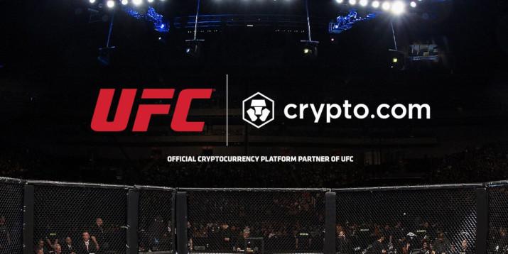Crypto.com zostaje oficjalnym sponsorem UFC