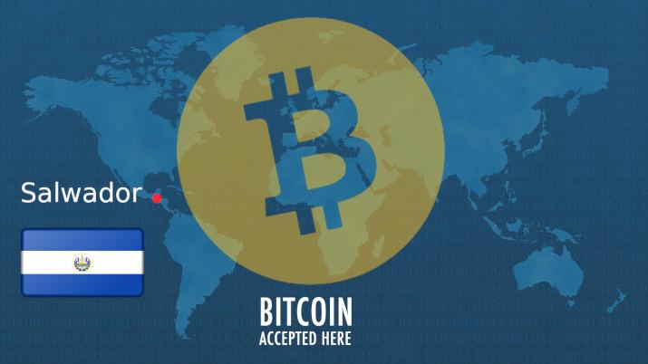 bitcoin-el salwador