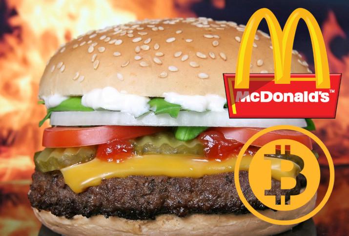mcdonald's bitcoin
