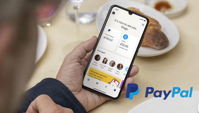 paypal nowa aplikacja
