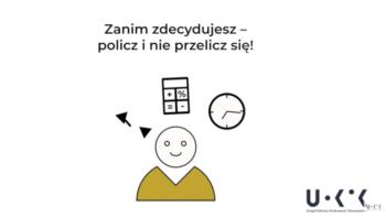 """UOKiK ostrzega przed kryptowalutami w kampanii """"Policz i nie przelicz się!"""""""