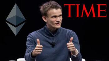 Vitalik Buterin wśród 100 najbardziej wpływowych ludzi  świata